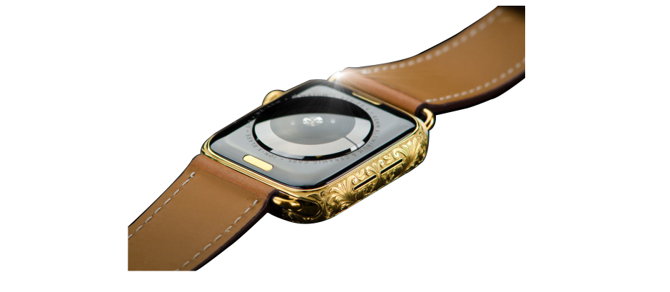 Apple iWatch 4 Gold 24k (Золото) exclusive